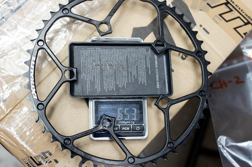 Extralite OctaRamp RC2 Road Compact Chainrings